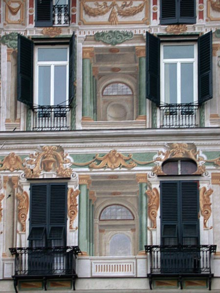 Normativa facciate e serramenti a genova tigullio design infissi - Verniciare le finestre ...