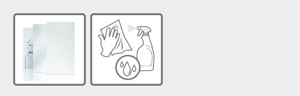 Ferrero Legno: I consigli per pulire i cristalli delle porte