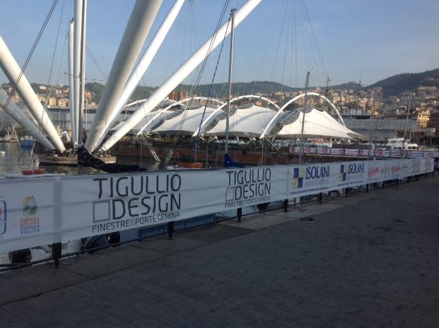 La Tigullio Design sponsor ufficiale della Mezza Maratona Internazionale di Genova