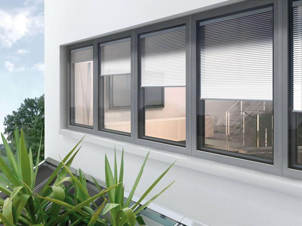 La nuova finestra in alluminio FINSTRAL