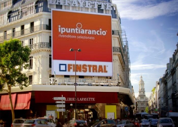 I PUNTI ARANCIO FINSTRAL