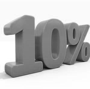 IVA 10%