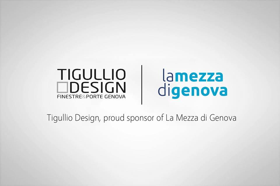 Tigullio Design. Da sempre sponsor ufficiale della Mezza di Genova
