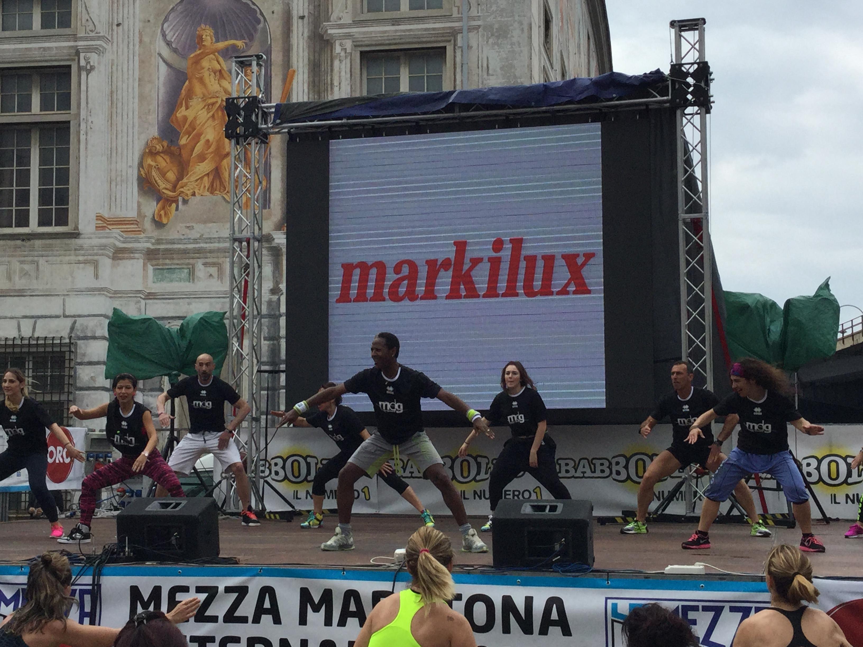 Markilux alla Mezza di Genova