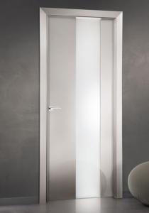 Porte Bianche con Vetro - Tigullio Design Infissi