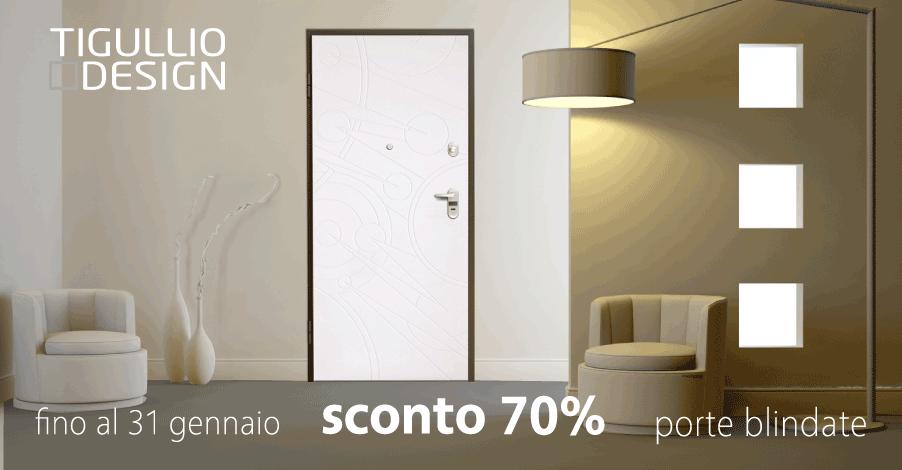 Porte Blindate Offerte - Tigullio Design Infissi