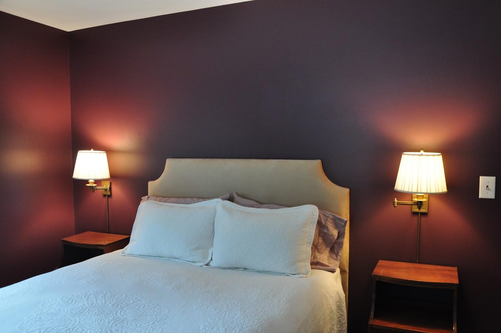 colore parete brinjal 222