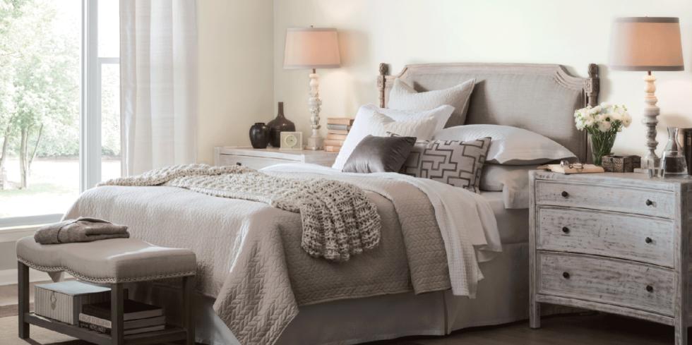 alabaster white colore pareti camere da letto