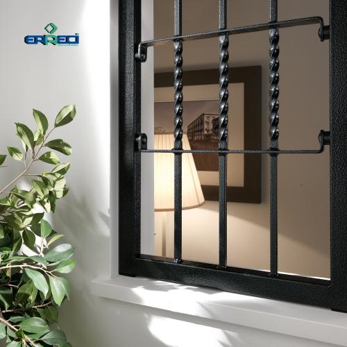 Inferriate per finestre genova inferriate di sicurezza apribili a scomparsa - Inferriate mobili per finestre ...