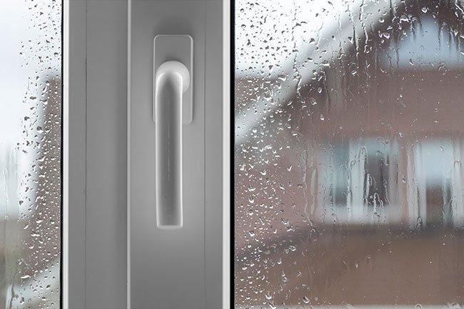 condensa sui vetri