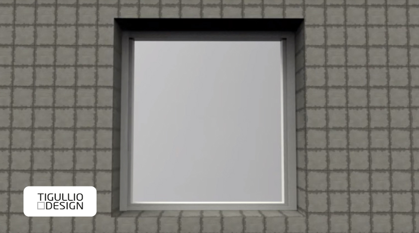 telaio finestra