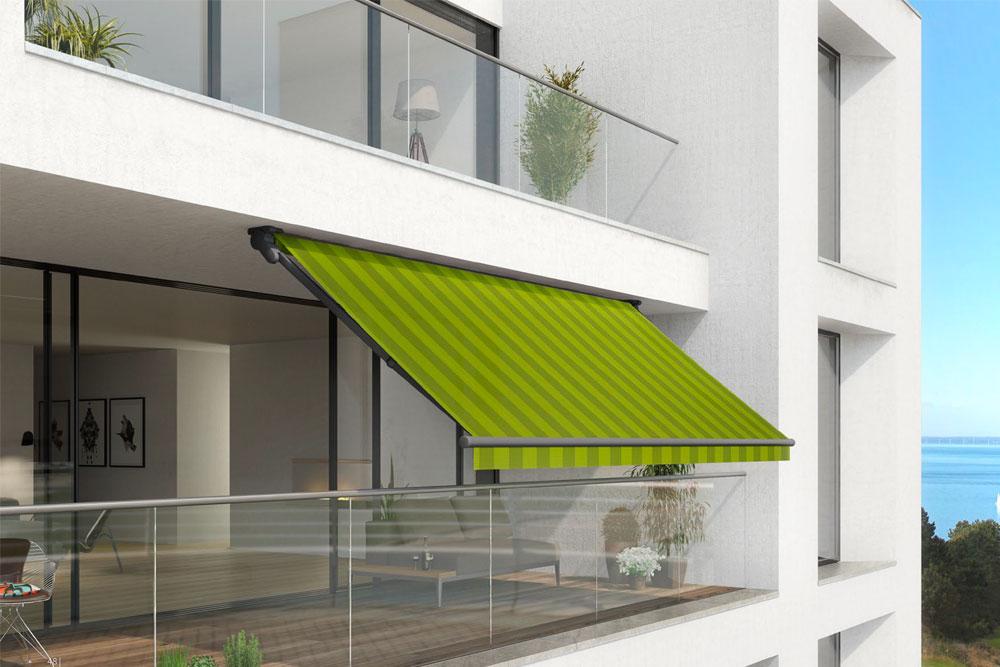 Tende da sole per terrazzi