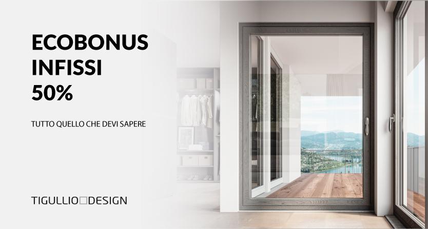 bonus finestre 2020